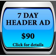 Order Button 7 Day Header Ad Blue
