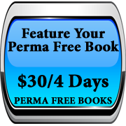 Order Button Feature Perma Free Book Ad Blue