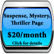 Order Button Mystery Suspense Page Ad Blue